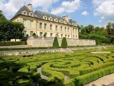 Chateau d auvers sur oise sejour touristique