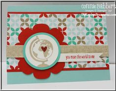 Love You More, Stampin' Up!, Valentine, Connie Babbert, CCMC281, www.inkspiredtreasures.com