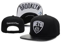 low priced c90f6 9521f Cheap NBA Brooklyn Nets Mitchell. Baseballcapsoh · NBA Snapback Hats