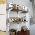 16 geniale DIY-Ideen, um den vorhandenen Platz in Ihrer Küche optimal zu nutzen