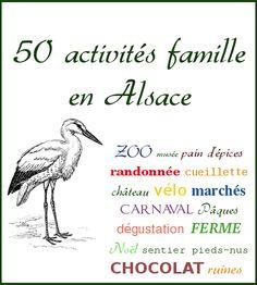 Activités famille : 50 idées pour occuper les enfants et leurs parents en Alsace Destination Voyage, Parents, Words, Patience, Adoption, Destinations, Blog, Travel, Family Travel