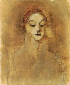 Schjerfbeck, Helene (1862-1946) - 1920s The Gatekeeper's Daughter