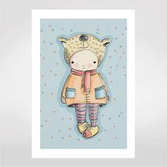 Fine art Pequenos sonhos por Ed Hand & Ink  R$48,00