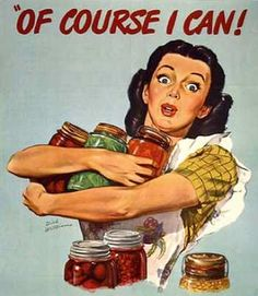 """A Light Worker's Diary: What are you """"canning""""?"""