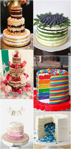 Choosing Your Wedding Cake – Ideas and Inspiration