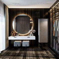 Dressing Mirror Designs, May House, Bedroom Dressing Table, Minimal Web Design, Behance, Decoration, Home Interior Design, Bedroom Decor, House Design