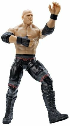 """WWE Wrestling Bo Dallas White 6/"""" Wrestler Loose Action Figure"""