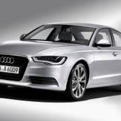 Audi A6 :-D I love this car!
