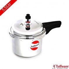 Tuffware Aluminium Model Pressure Cooker Outer Lid 5.5 Ltr