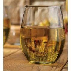 Vino Stemless Wine Glasses
