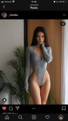 Teddy Bodysuit, 90s Models, Side Cuts, Hottest Photos, Cyber Monday, Heather Grey, Cool Photos, Amazing Photos, Underwear