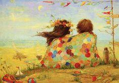 Всегда любите друг друга всей душой. В мире нет почти ничего, кроме любви!  Виктор Гюго http://to-name.ru/biography/viktor-gjugo.htm