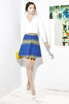 Alice + Olivia Resort 2015 Fashion Show: Complete Collection - Style.com