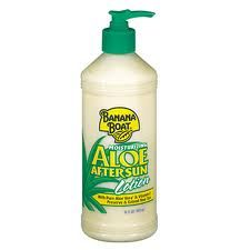 banana boat after sun lotion my favorite summertime lotion