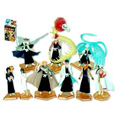 Bleach action figures