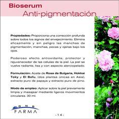 Bioserum antimanchas descripción