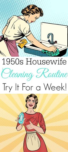 Cleaning Schedule – Retro Housewife Goes Green Cleaning Schedule – Retro Housewife Goes Green,Cleaning & Organizing Want to try a cleaning routine? Check out this post and get the free printable. Daily Cleaning, Deep Cleaning Tips, Cleaning Checklist, House Cleaning Tips, Diy Cleaning Products, Spring Cleaning, Cleaning Hacks, Cleaning Schedules, Cleaning Recipes