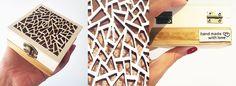 Μπομπονιέρα πολυτελής · Luxury bomboniere