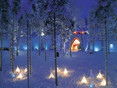 Rovaniemi, the Official Hometown of Santa Claus and the capital of Lapland, lies right on the Arctic Circle, which makes the town a gateway to the arctic.