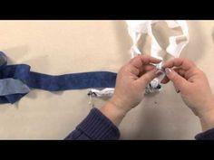 Rag Rugs Pattern Booklet & Tool - YouTube