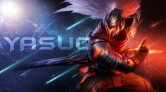 League Of Legends Yasuo Background Is Cool Wallpapers