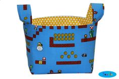 Check out what just hit the site: Mario Brothers St... sewflo.com/... #sewflo #knittingbag #zipbags