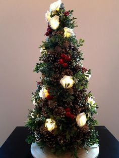 Christmas Tree, Holiday Decor, Home Decor, Products, Design, Teal Christmas Tree, Decoration Home, Room Decor