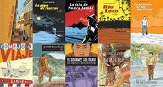 Article sobre novel·la gràfica i viatges / còmics