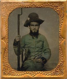 Pvt. James R. Wallace, Company D, Fort Donelson Avengers, 35th Mississippi Infantry, he was mortally wounded at Vicksburg and died June 15th, 1863.