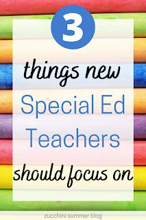 The 3 things you NEED to worry about as a new special education teacher Learning Time, Special Education Teacher, Educational Games, School Counseling, Classroom Organization, Social Skills, Social Studies, No Worries, Literacy