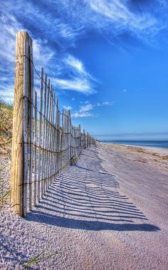 Mayflower Beach, Dennis, Cape Cod Bay by PapaDunes, via Flickr