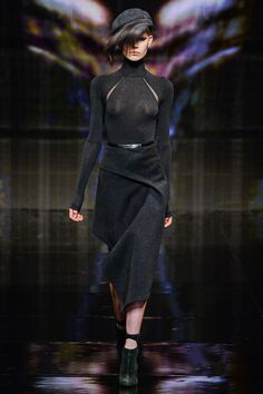 Donna Karan Fall 2014 RTW - Review - Fashion Week - Runway, Fashion Shows and Collections - Vogue