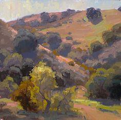 Jim Woodark - California Hills