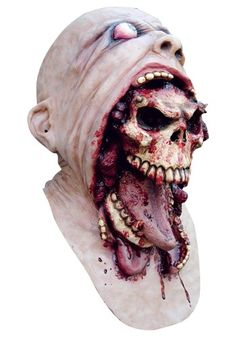 Scary Halloween Mask...so crazy!