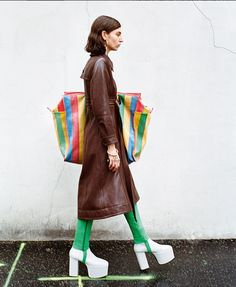 Balenciaga AW16 campaign By Mark Borthwick