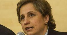 """El Grupo de Trabajo de las Naciones Unidas sobre empresas y derechos humanos aseguró hoy en México que con el caso del despido de la periodista Carmen Aristegui de la emisora MVS se cometió una """"grave violación de derechos humanos""""."""