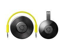 Google Chromecast - 2015 Model and Chromecast Audio