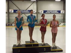 Tri-C student Katie McBeath found gold on the ice at the recent North Atlantic Figure Skating Championship! She placed first in the competition to advance to sectionals next month. Her goal is to qualify for the U.S. Figure Skating Championship in January.
