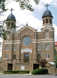 St. Edward Catholic Church, Texarkana, AR This church is what I think of when I think of my family.