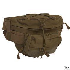 Tactical Fanny Pack Waist Pouch http://riflescopescenter.com/category/bsa-riflescope-reviews/