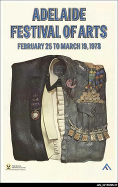 The tenth Adelaide Festival of Arts was held 25 February-19 March 1978.  Programmed by Artistic Director Anthony Steel, highlights included performances by Robyn Archer, The Philippe Genty Company, the Israel Philharmonic Orchestra, the Kabuki Theatre and Roger Woodward.