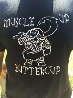 3372499d Maui Shirt | Moana Shirt | Moana Birthday Shirt | Muscle Up Butter Cup Shirt  | Mens Shirt
