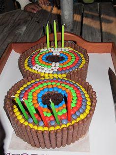 Eighth Birthday Cake Ideas