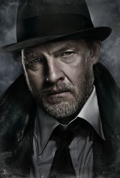 #Gotham Series Premiere, This Fall | On FOX