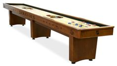 Use this Exclusive coupon code: PINFIVE to receive an additional 5% off the Ottawa Senators Shuffleboard Table at sportsfansplus.com