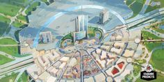 Inside Walt Disney's Ambitious, Failed Plan to Build the City of Tomorrow