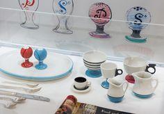 Alexander Girard @Herman Miller Asia Pacific Tokyo, Japan Store #lafondadelsol tableware by Girard