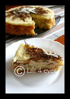 The Upside-down apple pie