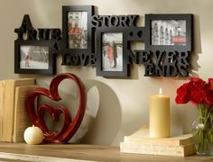 "Do you love ""love""? Is your home filled with romantic décor? If so, then you'll love our Spring Romance Collection! Featuring pops of red and love-filled messages sure to set the mood in any home, this collection will fill you with fuzzy feelings all the time. Nothing says ""Love"" more... <a class=""arrow"" href=""http://www.kirklands.com/blog/spring-romance-love-is-in-the-air/"">Read More</a>"