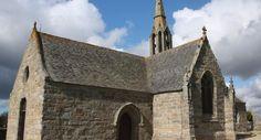 Notre-Dame de Penhors, à Pouldreuzic, en Baie d'Audierne, en Bretagne